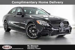 New 2021 Mercedes-Benz C-Class C 300 Sedan for sale in Santa Monica