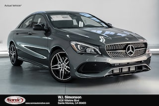 New 2019 Mercedes-Benz CLA 250 Coupe for sale in Santa Monica, CA