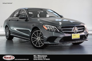New Mercedes-Benz in Santa Monica | W.I. Simonson