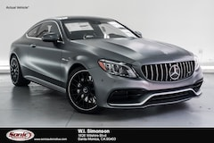 New 2019 Mercedes-Benz AMG C 63 Coupe for sale in Santa Monica