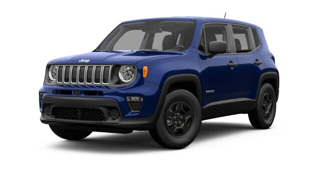 New 2019 Jeep Renegade SPORT 4X4 Sport Utility For Sale/Lease Two Harbor, MN
