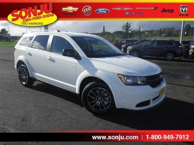 New 2018 Dodge Journey SE Sport Utility For Sale/Lease Two Harbor, MN