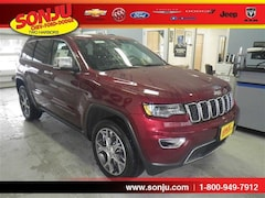 2019 Jeep Grand Cherokee LIMITED 4X4 Sport Utility 1C4RJFBG0KC636713