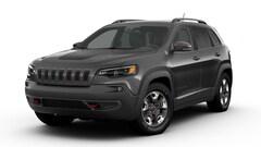 2019 Jeep Cherokee TRAILHAWK 4X4 Sport Utility 1C4PJMBX9KD361588