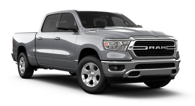 New 2019 Ram 1500 BIG HORN / LONE STAR CREW CAB 4X4 6'4 BOX Crew Cab For Sale/Lease Two Harbor, MN