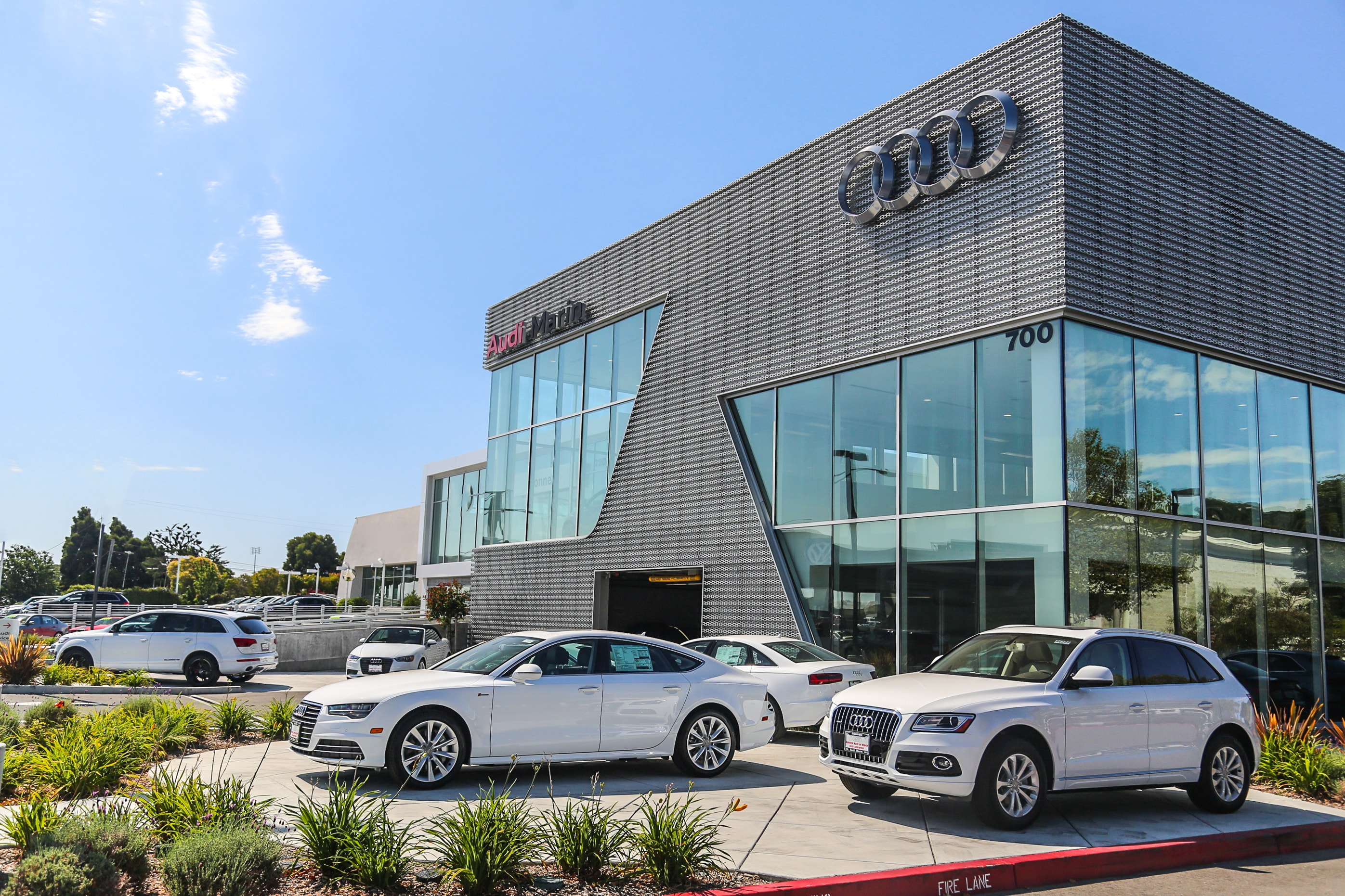 Contact Audi Marin In San Rafael With Any New Audi Or Used Car