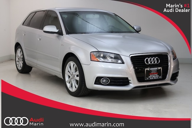 Used 2012 Audi A3 2.0 TDI Premium Sportback for sale in San Rafael, CA at Audi Marin