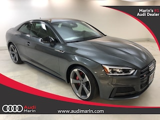 New 2019 Audi S5 3.0T Premium Plus Coupe for sale in San Rafael, CA at Audi Marin