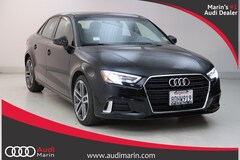 Certified 2018 Audi A3 2.0T Premium Sedan WAUAUGFF5J1038619 for sale in San Rafael, CA at Audi Marin