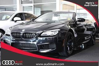 Used 2017 BMW M6 Base Convertible for sale in San Rafael, CA at Sonnen Volkswagen