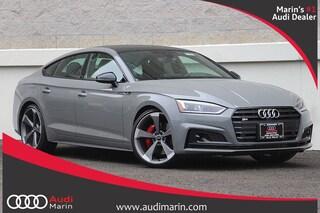 New 2019 Audi S5 3.0T Premium Plus Sportback for sale in San Rafael, CA at Audi Marin