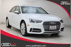 Certified 2018 Audi A4 2.0T Sedan WAUKMAF47JA073341 for sale in San Rafael, CA at Audi Marin
