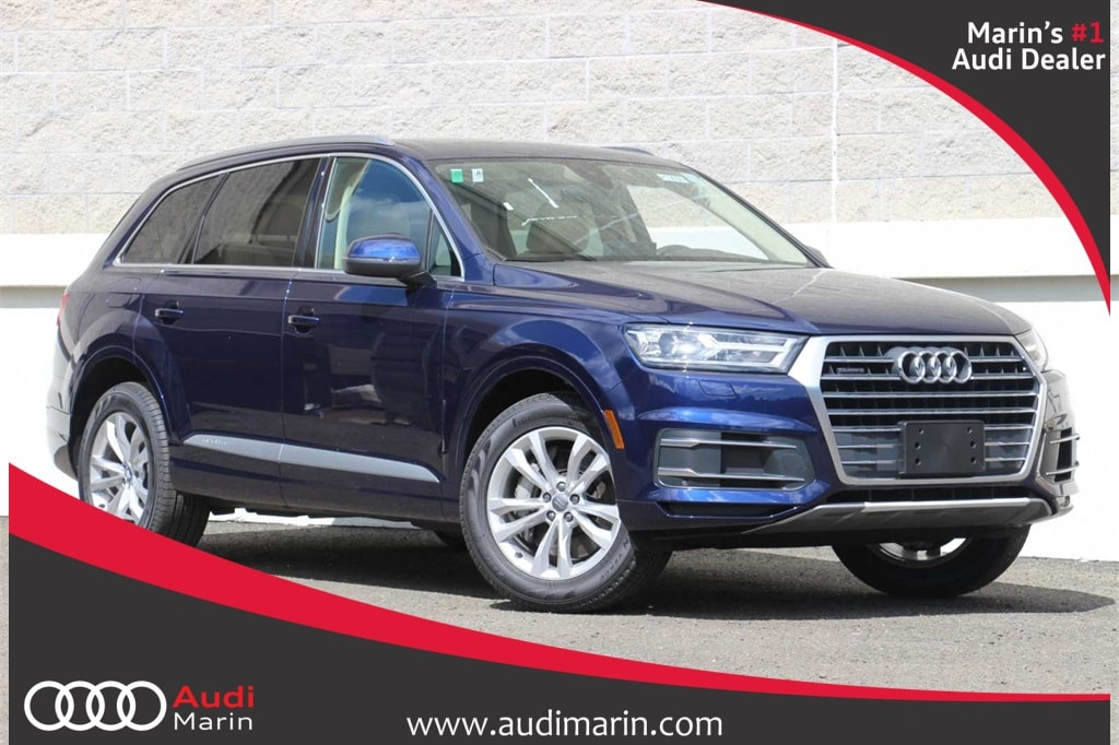 2019 Audi Q7 For Sale In San Rafael Ca Audi Marin
