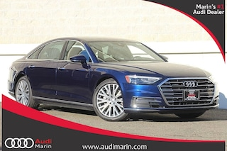 New 2019 Audi A8 L 3.0T Sedan WAU8DAF88KN004598 for sale in San Rafael, CA at Audi Marin
