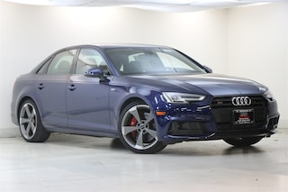 New 2018 Audi S4 3.0T Prestige Sedan for sale in San Rafael, CA at Audi Marin