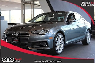 New 2019 Audi A4 2.0T Premium Sedan for sale in San Rafael, CA at Audi Marin