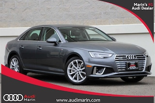 New 2019 Audi A4 2.0T Premium Plus Sedan for sale in San Rafael, CA at Audi Marin
