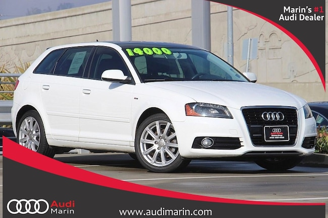 Used 2012 Audi A3 2.0 TDI Premium Plus Sportback for sale in San Rafael, CA at Audi Marin