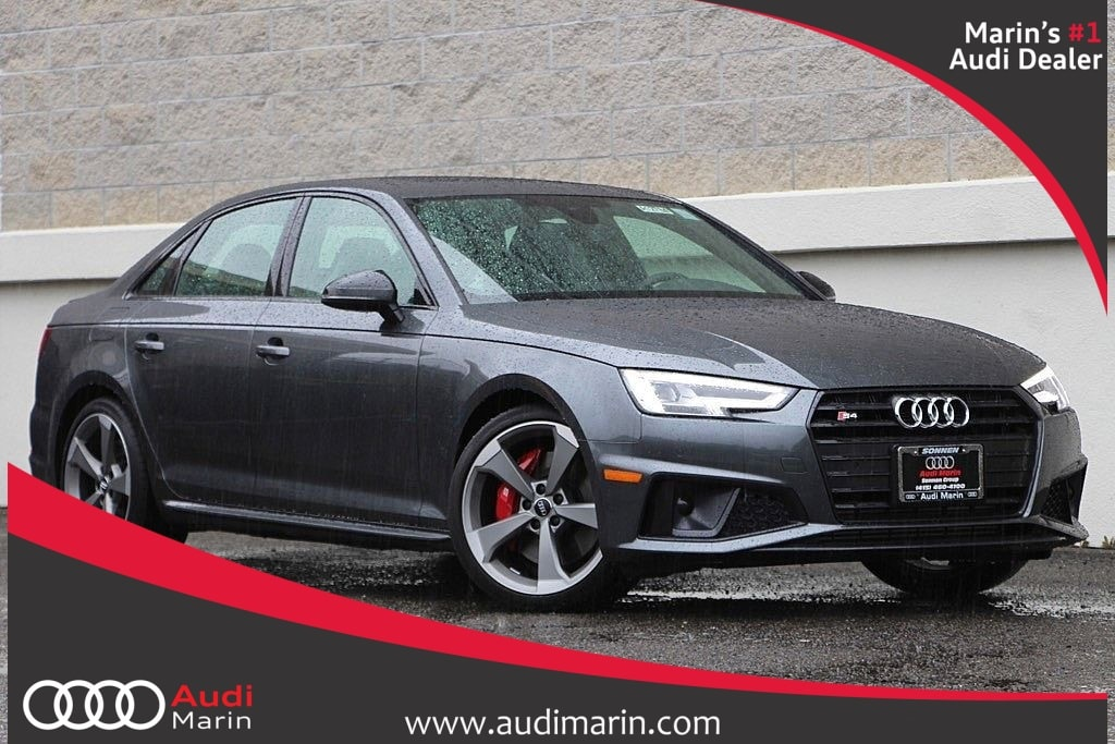 Audi Bay Area >> New 2019 Audi S4 For Sale At Bay Area Audi Dealers Vin