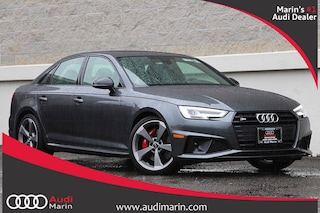 New 2019 Audi S4 3.0T Premium Plus Sedan for sale in San Rafael, CA at Audi Marin