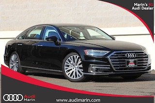 New 2019 Audi A8 L 3.0T Sedan WAU8DAF80KN007124 for sale in San Rafael, CA at Audi Marin
