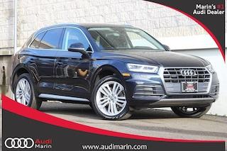 New 2019 Audi Q5 2.0T Premium SUV WA1ANAFY3K2024349 for sale in San Rafael, CA at Audi Marin