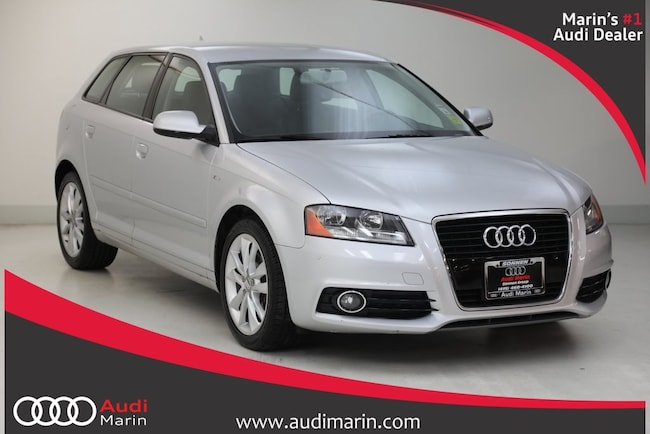 Used 2013 Audi A3 2.0 TDI Premium (S tronic) Hatchback for sale in San Rafael, CA at Audi Marin