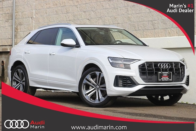 New 2019 Audi Q8 3.0T Premium Plus SUV for sale in San Rafael, CA at Audi Marin