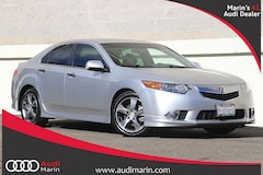 2012 Acura TSX Special Edition 5-Speed Automatic Sedan