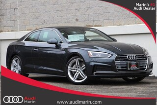 New 2019 Audi A5 2.0T Premium Plus Coupe for sale in San Rafael, CA at Audi Marin