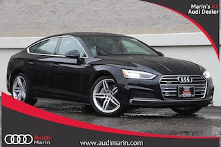 New 2019 Audi A5 2.0T Premium Plus Sportback for sale in San Rafael, CA at Audi Marin