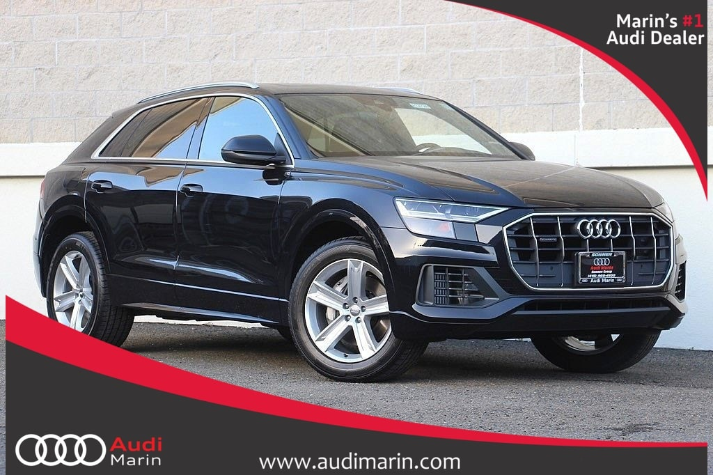 Audi Bay Area >> New 2019 Audi Q8 For Sale At Bay Area Audi Dealers Vin