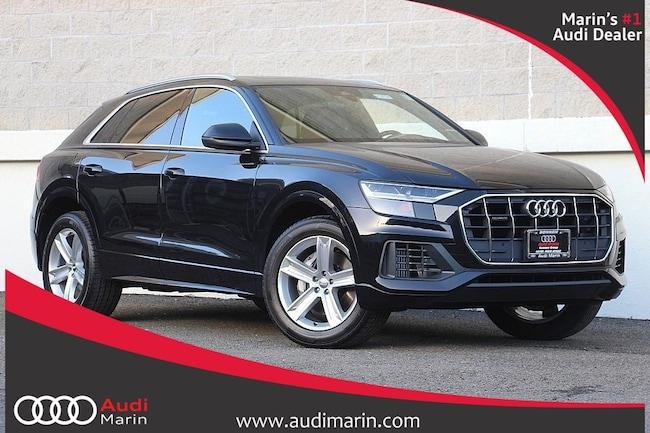 New 2019 Audi Q8 3.0T Premium Plus SUV for sale in San Rafael, CA at Audi Marin