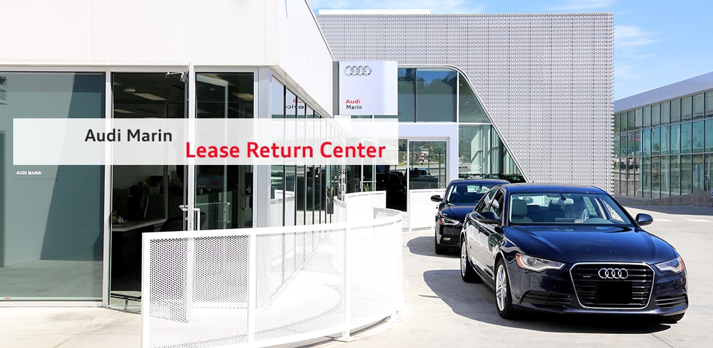 Audi Marin Audi Marin Lease Return Center