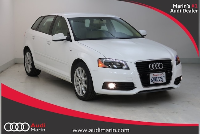 Used 2012 Audi A3 2.0 TDI Premium Plus Sportback for sale in San Rafael, CA at Audi Marin