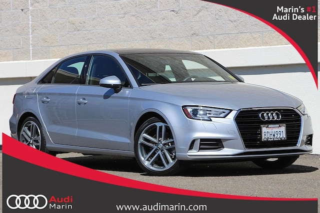 Used 2018 Audi A3 2.0T Sedan for sale in San Rafael, CA at Audi Marin