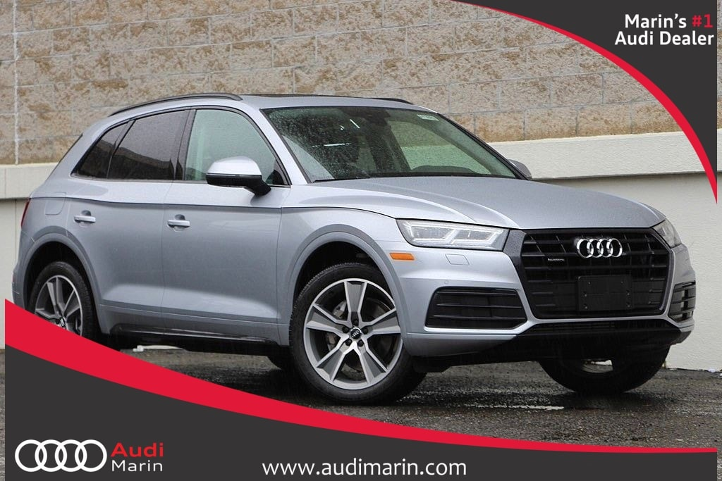 New 2019 Audi Q5 2.0T Premium Plus SUV for sale in San Rafael