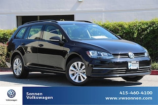 New 2019 Volkswagen Golf SportWagen S 4motion Wagon 3VW217AU1KM509897 for sale in San Rafael, CA at Sonnen Volkswagen