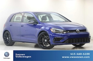 New 2019 Volkswagen Golf R DCC & Navigation 4motion Hatchback WVWVA7AU1KW187231 for sale in San Rafael, CA at Sonnen Volkswagen