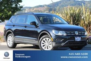 Used 2019 Volkswagen Tiguan S 4motion SUV for sale in San Rafael, CA at Sonnen Volkswagen