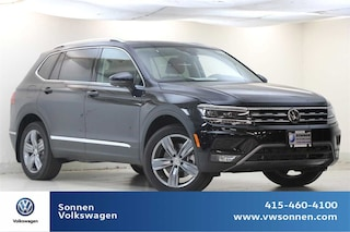 New 2019 Volkswagen Tiguan SEL Premium 4motion SUV 3VV4B7AXXKM107543 for sale in San Rafael, CA at Sonnen Volkswagen