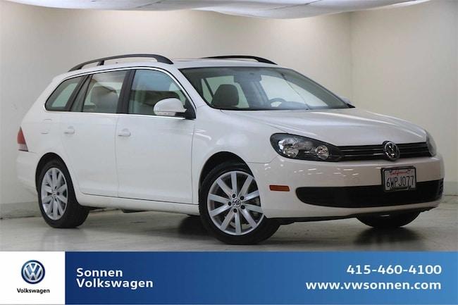 2012 Volkswagen Jetta SportWagen 2.0L TDI W/Sunroof & NAV Wagon