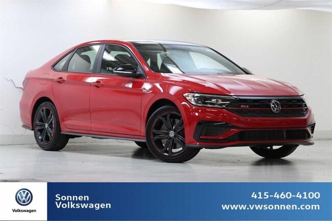 2019 Volkswagen Jetta GLI 2.0T 35th Anniversary Edition Sedan