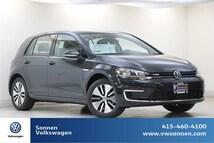 New 2019 Volkswagen e-Golf SE Hatchback for sale in San Rafael, CA