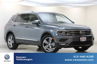 Used 2018 Volkswagen Tiguan SEL Premium SUV for sale in San Rafael, CA at Sonnen Volkswagen