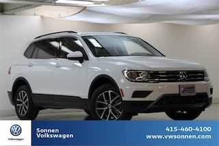 New 2019 Volkswagen Tiguan 2.0T SE 4motion SUV 3VV2B7AXXKM192441 for sale in San Rafael, CA