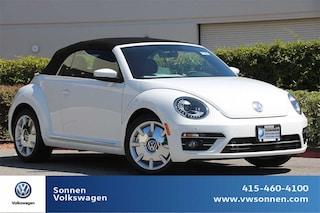 New 2019 Volkswagen Beetle 2.0T SE Convertible 3VW5DAAT6KM508172 for sale in San Rafael, CA at Sonnen Volkswagen