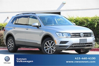New 2019 Volkswagen Tiguan 2.0T SE 4motion SUV 3VV2B7AXXKM174151 for sale in San Rafael, CA