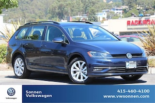 New 2019 Volkswagen Golf SportWagen SE Wagon 3VWY57AU9KM512237 for sale in San Rafael, CA at Sonnen Volkswagen