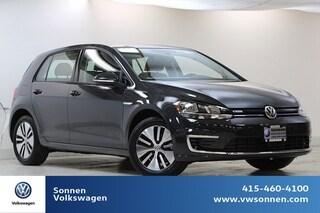 New 2019 Volkswagen e-Golf SE Hatchback WVWKR7AU7KW919339 for sale in San Rafael, CA